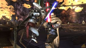 force unleashed boss fight