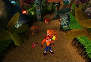 Crash-Bandicoot gameplay 1