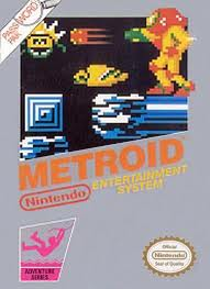metroid cover