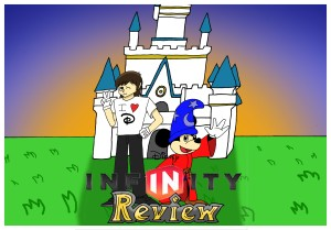 Disney Infinety Title Card