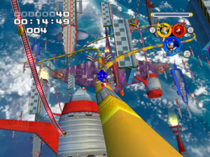 Top 10 Favourite Sonic Levels | spectrum reviews