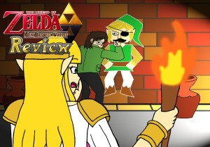 Zelda A Link Between Worlds Title Card light