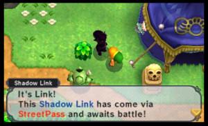 link shadow