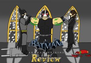 Batman Arkham Origins Title card