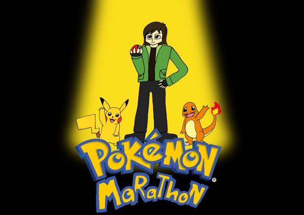 Pokemon Marathon Title Card