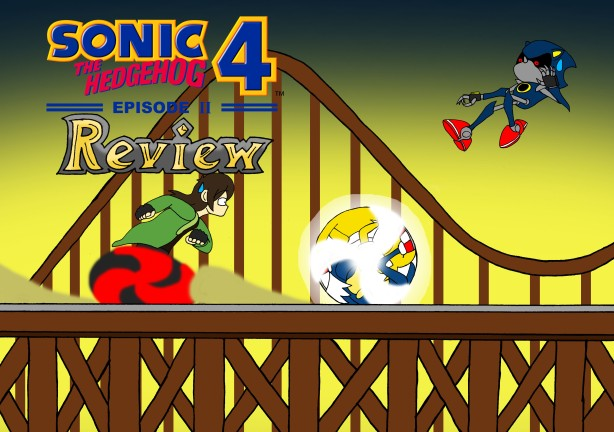 Sonic 4 Episode 2 Title Card