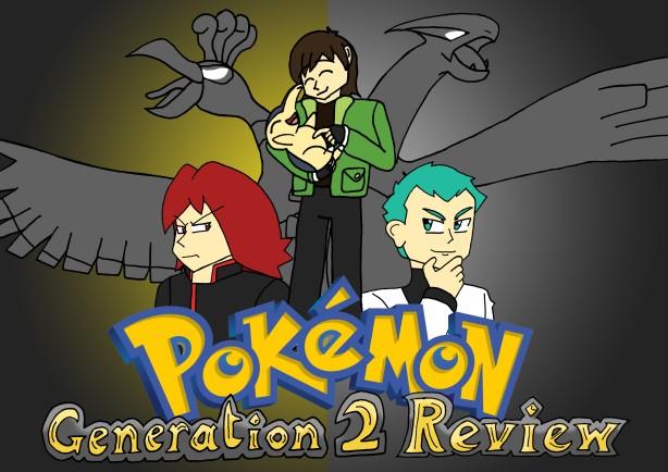 Pokemon Gen 2 Title Card