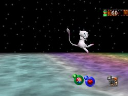 pokemon snap mew