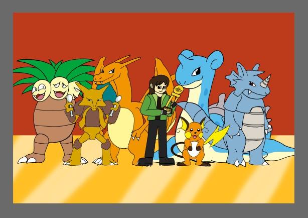 Top Ten Best Pokemon Gen 1