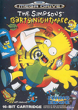 Bart S Nightmare Review A Doug Walker Tribute