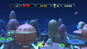 pacman mini game