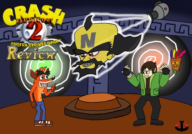 Crash 2 Title Card
